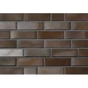 Фасадная клинкерная плитка Roben Accum NF сине-коричневая (4785126)
